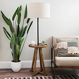 Floor Lamps | Torchiere Floor Lamps | Kirklands