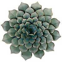 Bungalow Dahlia Flower Wall Sculpture