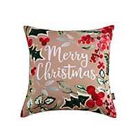 Sara B. Merry Christmas Pillow