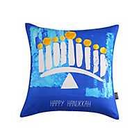 Sara B. Hanukkah Pillow