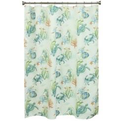 Sea Life Serenade Shower Curtain