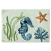 Sea Life Serenade Bath Mat