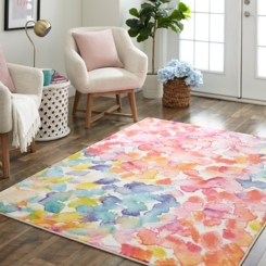 Sun Washed Dream Area Rug, 5x8