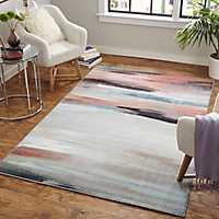 Blush Day Dream Area Rug, 8x10