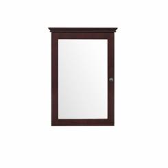 Lucas Espresso Bath Cabinet Mirror