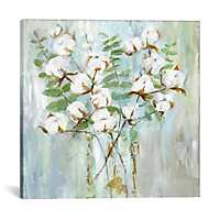 Contemporary Cotton Canvas Art Print