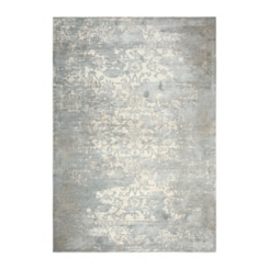 Clara Gray Power Loomed Area Rug, 8x10