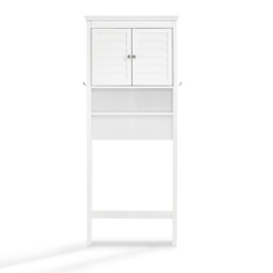 Lucas White Space Saver Cabinet