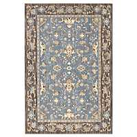 Perfection Sea Area Rug, 5x8