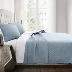 Blue Diamond Avanta 3-pc. Full/Queen Quilt Set