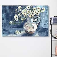 Sunshine and Daisies Giclee Canvas Art Print