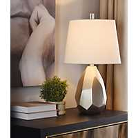 Champagne Gold Matte Table Lamp