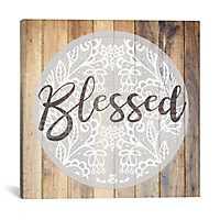 Blessed II Canvas Art Print