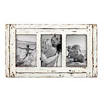 Heartland White 3-Opening Collage Frame