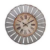Dees Iron Antique Wall Clock