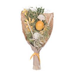 Dried Greenery and Lemon Bouquet