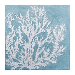 f86409e6df3 Luxart Coral Canvas Art Print