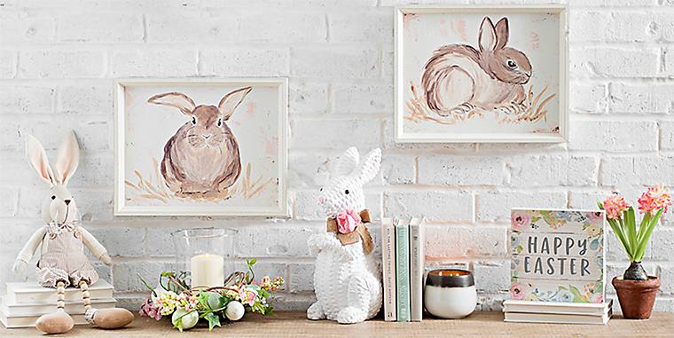 2018 Easter Decorations