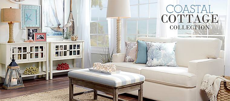 coastal cottage - Coastal Decorating