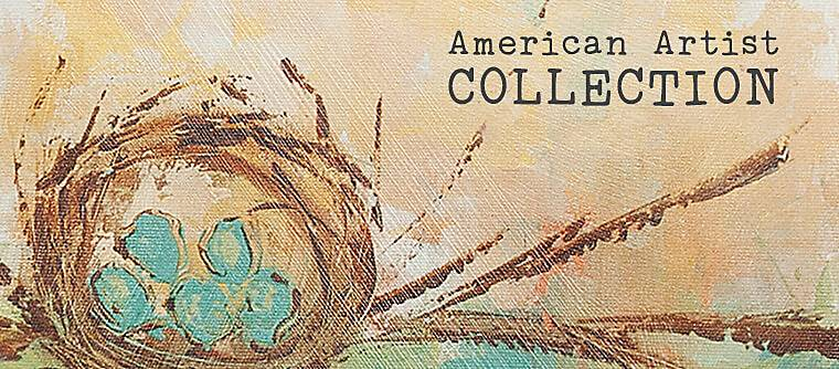 American Artist Collection - Curated for Kirklands