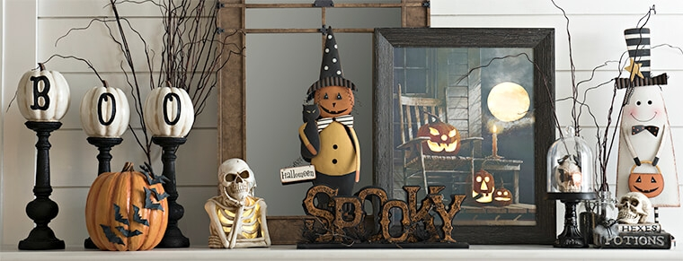 all halloween decor - Holloween Decorations