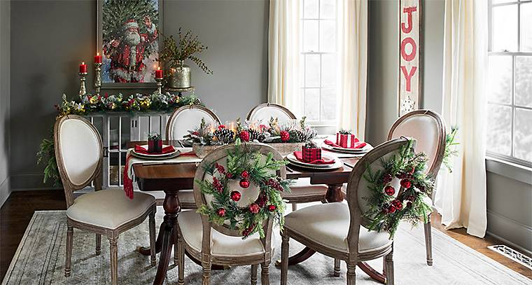 Christmas Dining and Entertaining