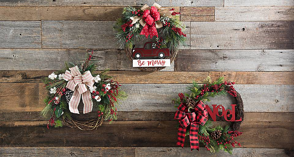 Christmas Wreaths and Wreath Hangers | Kirklands