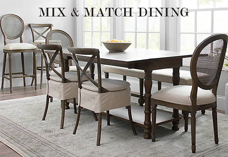 Mix and Match Dining