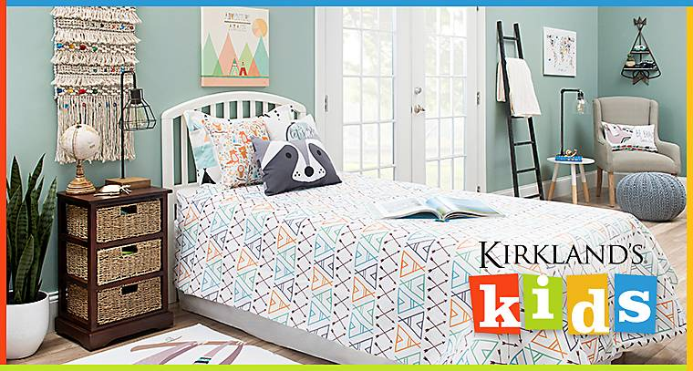 Kirkland's Kids | Children's Bedroom Furniture & Decor