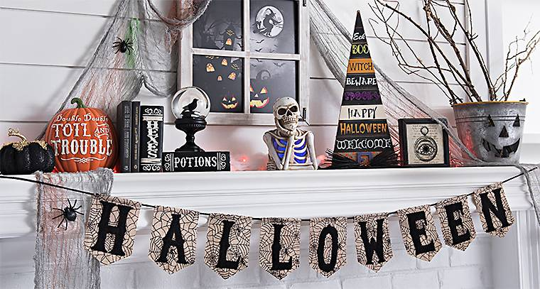 Kirkland's 2018 Halloween Decorations