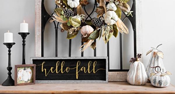 2018 Harvest Decorations