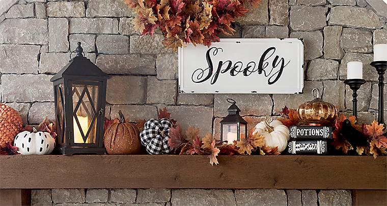 Kirklands Halloween Art and Wall Decorations