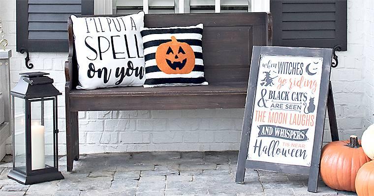 Kirklands Halloween Decorations