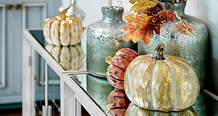 Fall decorations for your home kirklands