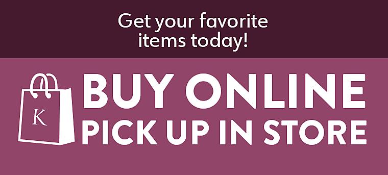 Buy Online Pickup in Store