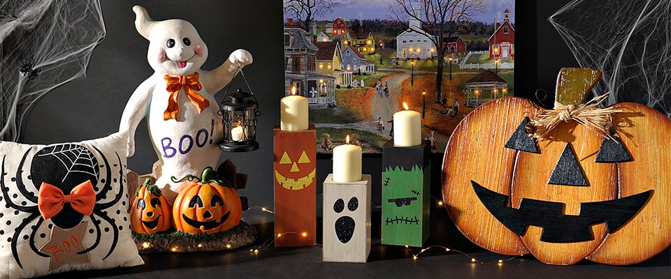 Kirkland's 2016 Halloween Decorations
