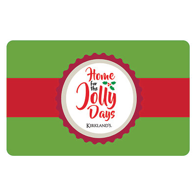 $10 Holiday Gift Card