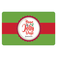 $25 Holiday Gift Card