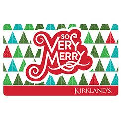 $50 Holiday Gift Card