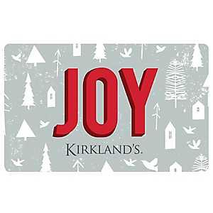 $75 Holiday Gift Card