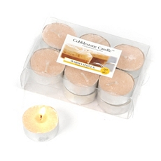 Ivory Tealight Candle, 12pk at Kirkland's
