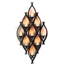 9-Pillar Candle Holder at Kirkland's