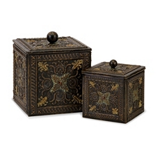 Arabian Nights Box, Set of 2 at Kirkland's