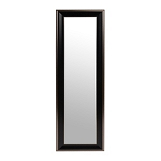 Black Full Length Mirror, 18x53 at Kirkland's