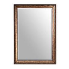 Antiqued Gold Mirror, 30x42 at Kirkland's