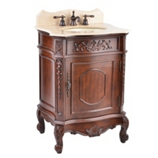Mahogany Sinclair Vanity Sink, 26in. at Kirkland's