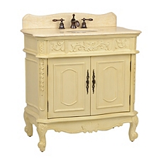Ivory Sinclair Vanity Sink, 36in. at Kirkland's