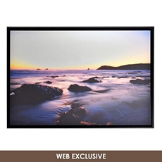 Sunset Ocean Framed Print at Kirkland's