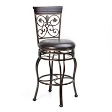 Acanthus Leaf Bar Stool at Kirkland's