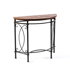 Metal Rebecca Console Table at Kirkland's